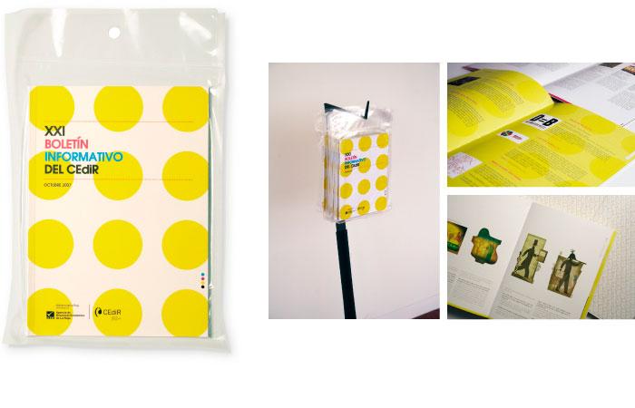 Boletines. Diseño gráfico, publicidad, cartelería digital, páginas web en Logroño.