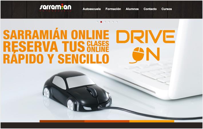 Autoescuela Sarramián