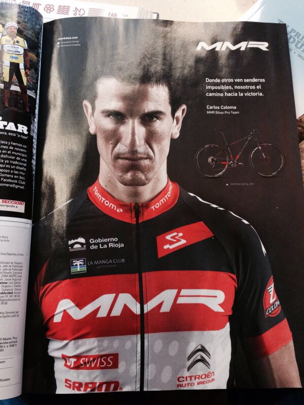 Revista Bike de Marzo