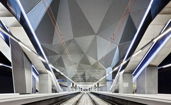 20 estaciones de tren