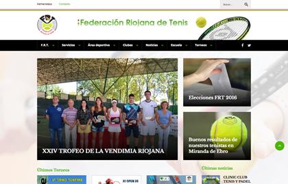 Federación Riojana de Tenis