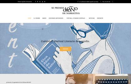 Premio Logroño de Narrativa